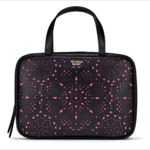 Victoria's Secret Laser Cut Jetsetter Travel Case